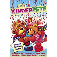 Die Kinderfete Vol.1 [Musikkassette] [Musikkassette]