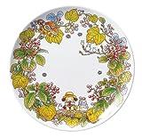 Plaque de plat de porcelaine Noritake Mon voisin Totoro Studio Ghibli 23cm à partir du Japon T50116a/4660–5