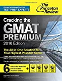 Cracking The GMAT Premium Edition (Graduate School Test Preparation)