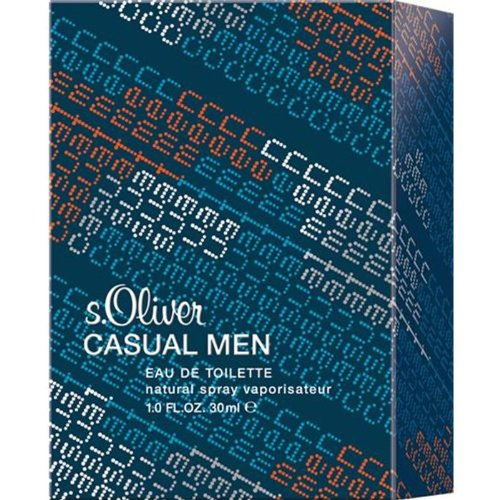 s.Oliver - s.Oliver Casual Men Eau de Toilette EDT 30 ml