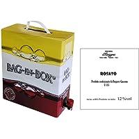 Boggero Bogge Wine   Rosato Bag in box 5 L