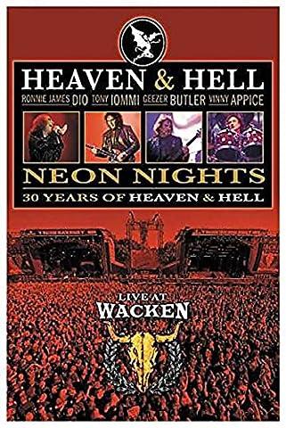 Heaven & Hell - Neon Nights : 30 Years of Heaven & Hell Live at Wacken