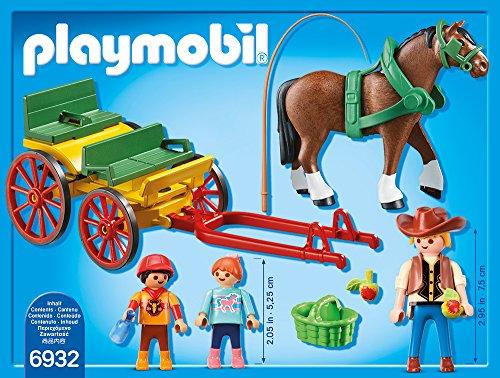 PLAYMOBIL Pferdekutsche 6932 - 3