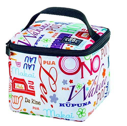 Be Cool! Mini-Kühltasche / kleine Kühlbox, Außenmaterial aus Polyester 300D, ca. 3 Liter Fassungsvermögen, L16 x B16 x H13 cm