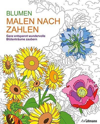 : Malen nach Zahlen - Blumen ()