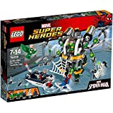 LEGO Marvel Super Heroes 76059 - Spider-Man: Doc Ocks Tentakelfalle