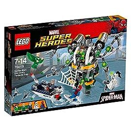 LEGO-Marvel-Super-Heroes-76059-Spider-Man-Doc-Ocks-Tentakelfalle