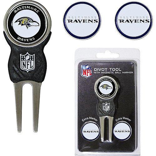 baltimore-ravens-nfl-divot-tool-w-three-double-sided-ball-marke