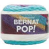 Bernat Snow Queen Pop Aran Yarn, Acrylic, Multi-Colour, 15 x 15 x 13 cm