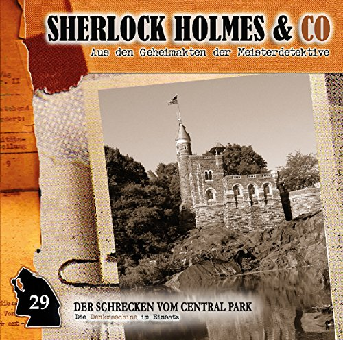 Sherlock Holmes & Co (29) Der Schrecken vom Central Park - Romantruhe 2016