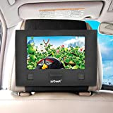 from ieGeek ieGeek Car Headrest Mount Portable DVD Player Case/Bag For ieGeek 9.5-12.5 Portable DVD Player