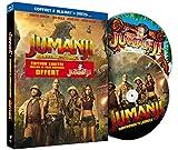 Jumanji : Bienvenue dans la jungle [Édition limitée incluant le...