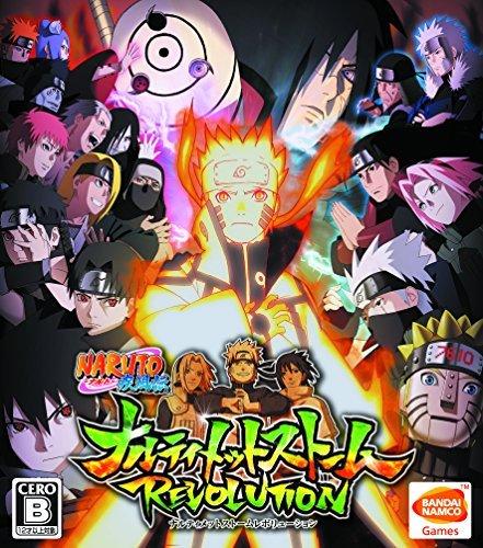 NARUTO- Naruto - Shippuden Ultimate Ninja Storm Revolution by Namco Bandai Games