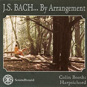 JS Bach by arrangement