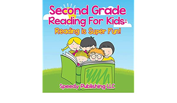 Second Grade Reading For Kids: Reading is Super Fun ...