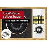 UKW-Radio bauen • Bausatz UKW Radio Modellbausatz Retro Nostalgie Bauen Elektro