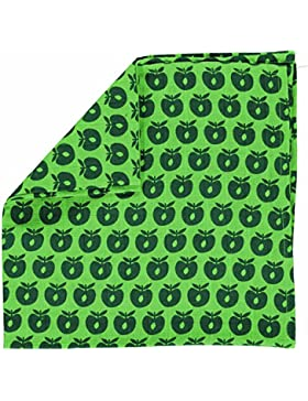 Smafolk Tuch Apfel 70 x 70 cm apples grün