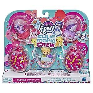 My Little Pony - MLP Cutie Mark Crew - Lote de 5 goteros para Fiestas, E3897ES0,