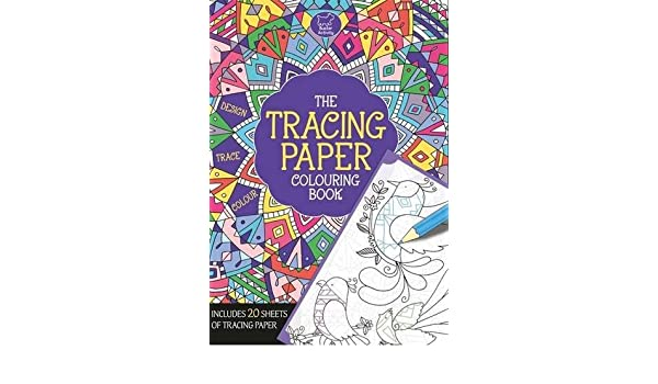Buy The Tracing Paper Colouring Book Buster Activity Books Online At Low Prices In India