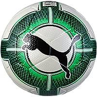 PUMA Uni Evopower Vigor 2.3Match (FIFA Quality Pro) Fútbol, Blanco y Verde. Gecko Black, 5.