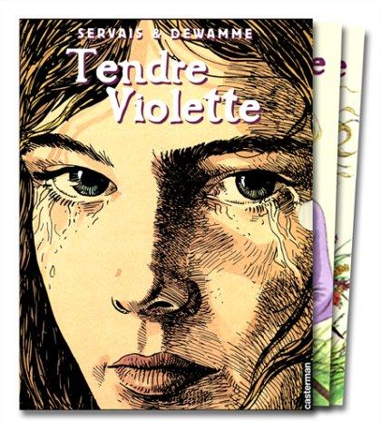 Tendre Violette, tome 1 et 2