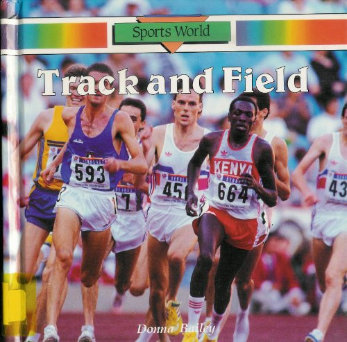 Track and Field (Sports World) por Donna Bailey