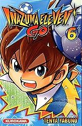 Inazuma Eleven Go - T6