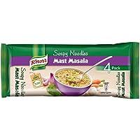 Knorr Mast Masala Soupy Noodles, 300g (Pack of 4 x 75g)
