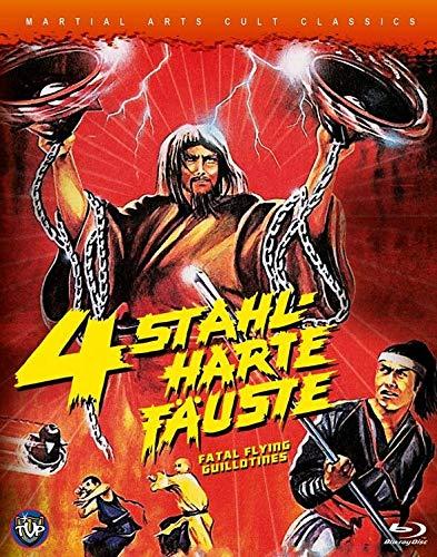 4 stahlharte Fäuste - Uncut - Limited Edition [Blu-ray]
