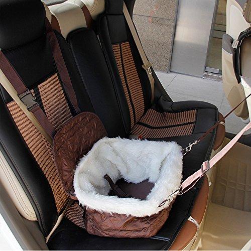 Hund Katze Travel Sitz Bett Puppy Auto Booster Tragetasche Tote Faltbare Hundebox Sitz Zubehör