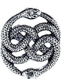 Serpiente Colgante de acero inoxidable