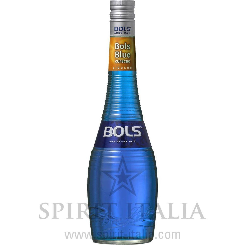 Bols Blue Curacao 21% Vol. 70 cl.