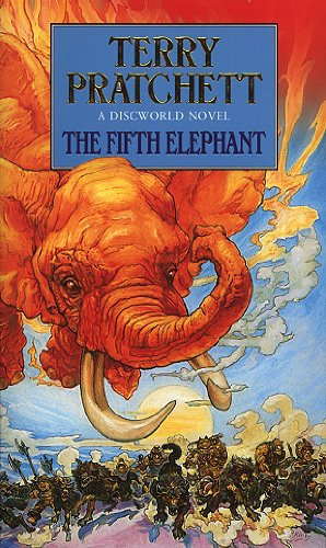 The Fifth Elephant (Discworld 24)