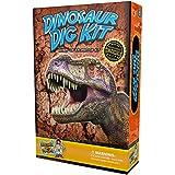 ¡Kit de Ciencia Para Excavar Dinosaurios - Excava y Colecciona 3 Fósiles de Dinosaurio Reales!