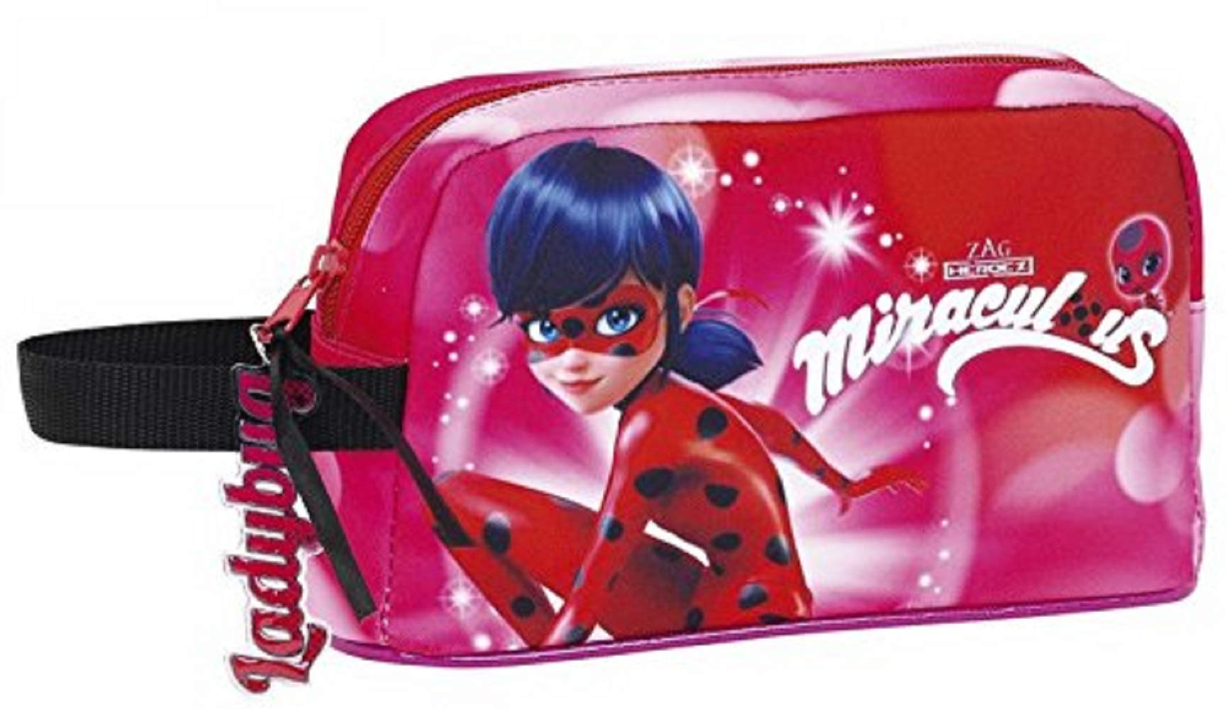 Safta Porta desayunos Termo Ladybug «Marinette» Oficial Térmica, 215x65x120mm