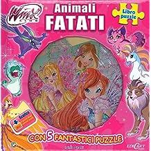 Animali fatati. Winx club. Libro puzzle. Ediz. illustrata. Con aggiornamento online