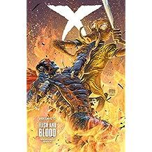 X Volume 5 Flesh and Blood