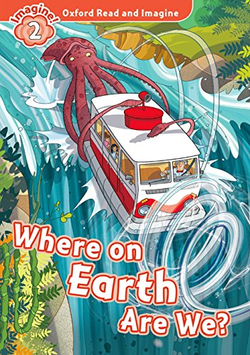 Oxford Read and Imagine 2. Where on Earth Are We MP3 Pack