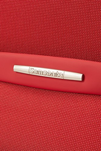 Samsonite Dynamo Spinner 55/20 Equipaje de Mano, 55 cm, 34 L, Color Rojo