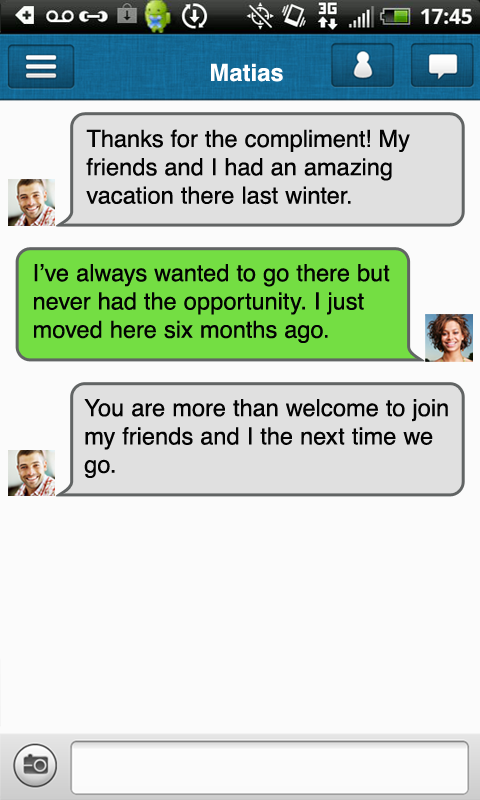 skout blocked for violating terms of service
