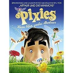 Pixies: Kleine Elfen, großes Abenteuer [dt./OV]