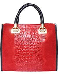 Florence Leather Market OPEN TOTE SAC EN CUIR DE VACHE MATELASSÉ AVEC  ACCESSOIRES DORÉS 7004 1491a1a082a