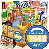 Original 1949 / Geschenkbox 24er Allerlei / Ideen Geburtstagsgeschenk 70