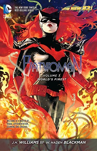 Batwoman Vol. 3: World's Finest (The New 52) by J.H. Williams III (2014-04-01)