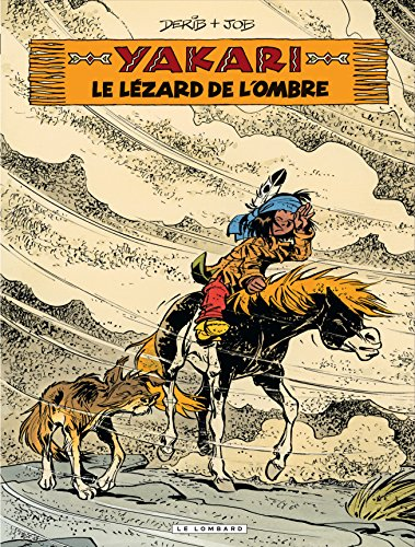 Yakari - tome 36 - Le lézard de l'ombre + Fiche Animal
