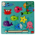 Goula Puzzle pesca magneticos ...