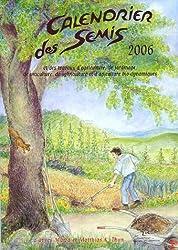Calendrier des semis 2006