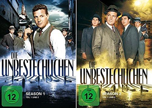 Season 1+2 (16 DVDs)