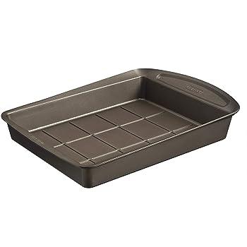 Pyrex Asimetria 1 x tart // quiche baking trays with removable bottom colour: black 29 x 18 x 6 cm Black 14 x 10 x 4 cm