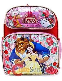 Preisvergleich für Klein Rucksack–Disney–Schönheit und das Biest–Belle 30,5cm Pink 699376